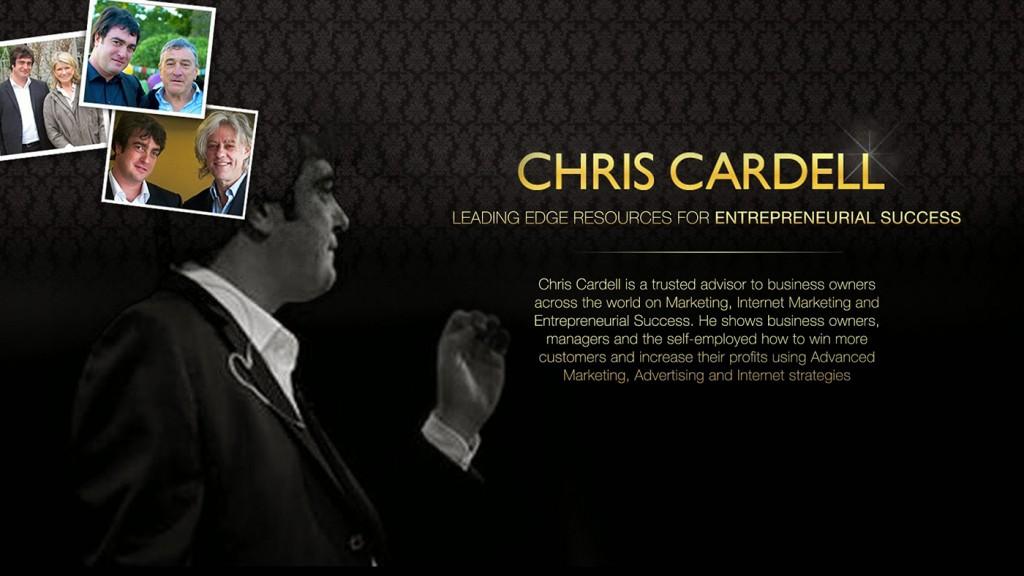Chris Cardell, Cardell Media