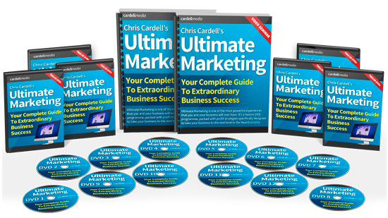 Chris Cardell's Ultimate Marketing