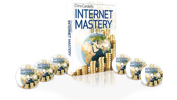 Chris Cardell internet mastery